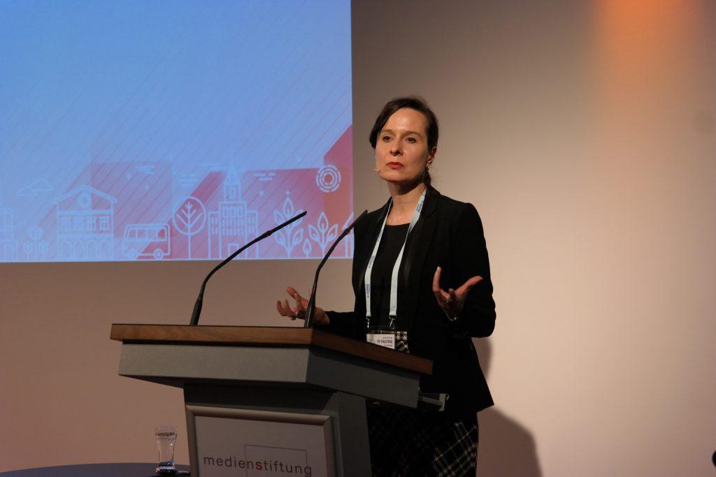 Dr. Ariane Berger