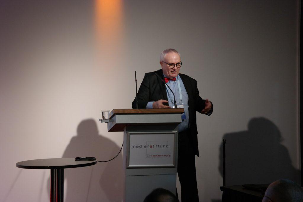 Hans-Henning Lühr, Vorsitzender des IT-Planungsrates und Staatsrat bei der Senatorin für Finanzen der Freien Hansestadt Bremen